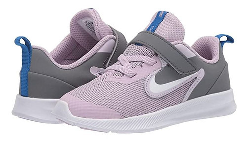Nike AR4137 510 Downshifter 9 (TDV) Sneakers Toddler/Baby Lilac/Grey