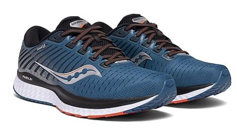 Saucony S20548-25 Guide 13 Running Shoes Men's Blue/Silver