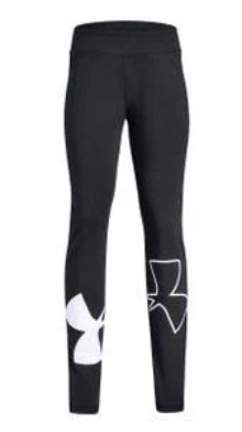 Under Armour 1331673 001 Leggings Youth Girls