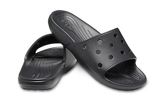 Crocs 206121-001 Classic Slide Black