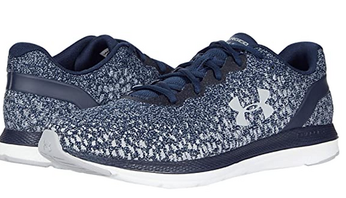 Under Armour 3022593-400 Charged Impulse Knit Mens Navy