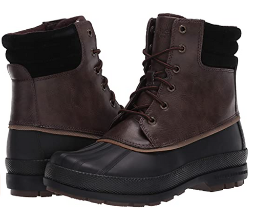 Sperry STS19550 Cold Bay Boot Mens Brown/Black