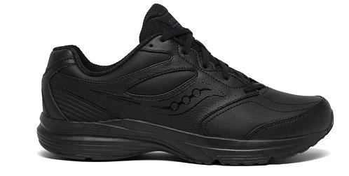 Saucony S40205-2 Integrity Walker 3 Mens Black/Black