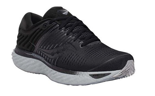 Saucony S20546-35 Triumph 17 Running Shoes Men's Black/Grey