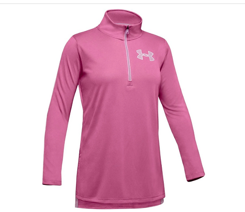 Under Armour 1327854 669 Long Sleeve Youth Girls