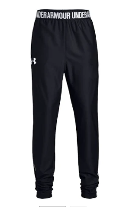 Under Armour 1345652 001 Tapered Pants Youth Girls