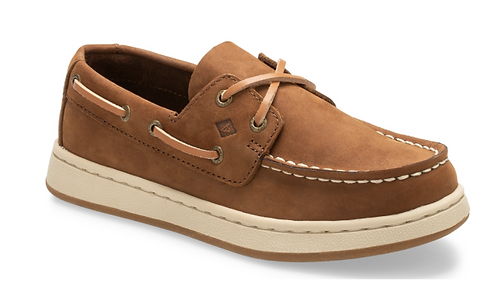 Sperry STK261419 CupII Boat Brown Boys