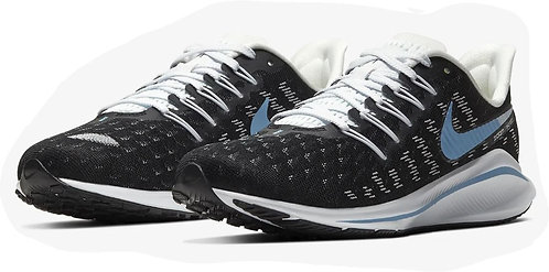 Nike AH7858 007 Air Zoom Vomero 14 Running Shoes Women's Black/Blue