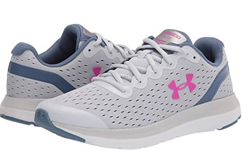 Under Armour 3022940-104 Charged Impulse Kids Gray