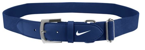 Nike Youth Baseball Belt 2.0 College Navy/White