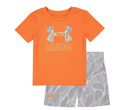 Under Armour 27172014-82 2 Piece Set Baby Boy