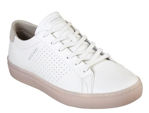 Skechers 52442/WHT Side Street-Ostmoor Sneakers Men's White
