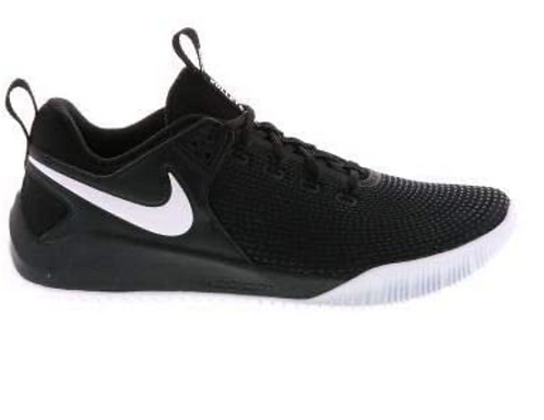 Nike AA0286 001 Zoom Hyperace 2 Volleyball  Black/White