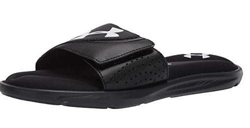 Under Armour 3022711 003 Ignite VI Slide Sandal Mens