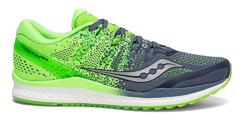 Saucony S20440-4 Freedom ISO 2 Running Shoes Men's Grey/Slime