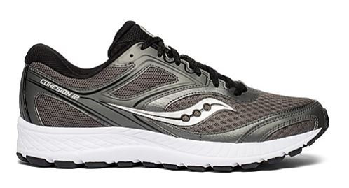 Saucony S20471-2 Versafoam Cohesion 12 Running Shoes Mens Gunmetal