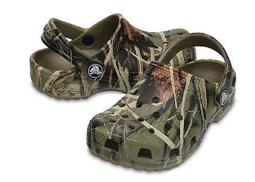 Crocs 204624-260 Classic Clog Realtree