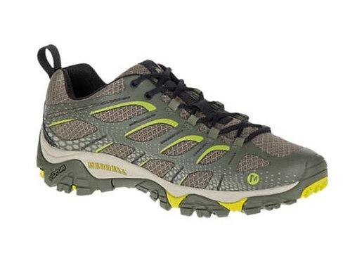 Moab J09461 Moab Edge Hiking Shoes Mens Dusty Olive