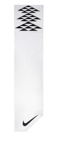 Nike Vapor Football Towel White/Black