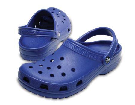 Crocs 10001-4GX Classic Clogs Unisex Blue Jean