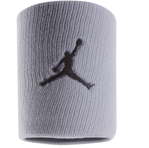 Nike Jordan Jumpman Wristbands Gray