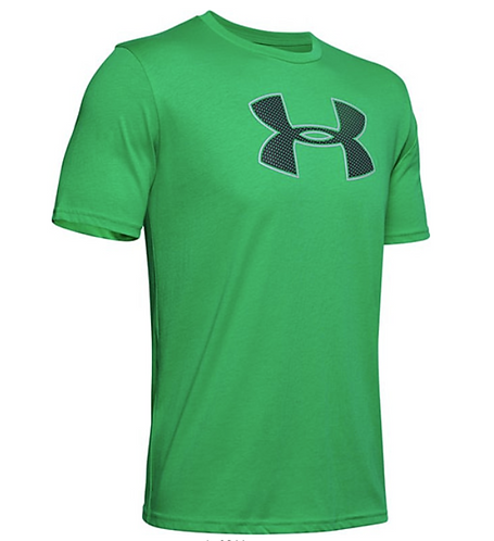 Under Armour 1329583 382 T-Shirt Green Men