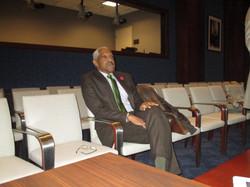 Dr. Leonard Haynes