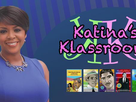 The HBCU Nation welcomes Katina's Klassroom to #SmartFunStuff on HBCU Smart TV and HBCUiRadio