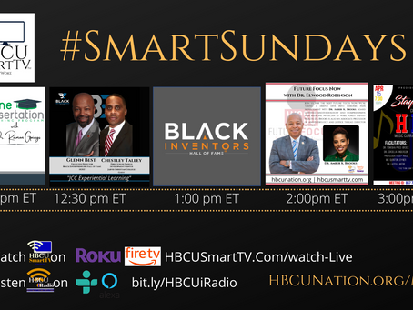 This Sunday on #SmartSundays!