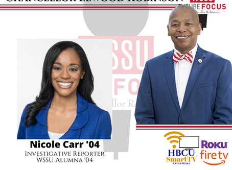 Future Focus Now with Dr. Robinson and special guest, Nicole Carr '04