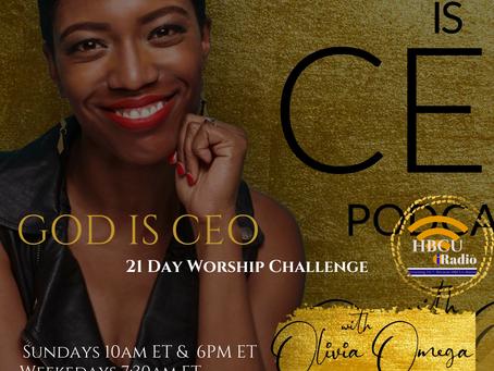 21 Day Worship Challenge