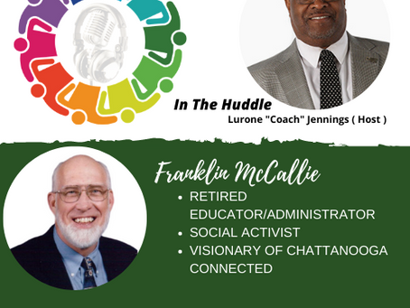 My Talk with Frank McCallie on #InTheHuddle