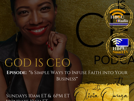 6 Simple Ways to Infuse Faith into Your Business (Part 1 of 2)