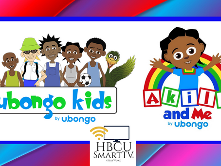 The HBCU Nation is very excited to welcome #UbongoKids and #AkiliAndMe to HBCUSmartTV & HBCUiRadio!