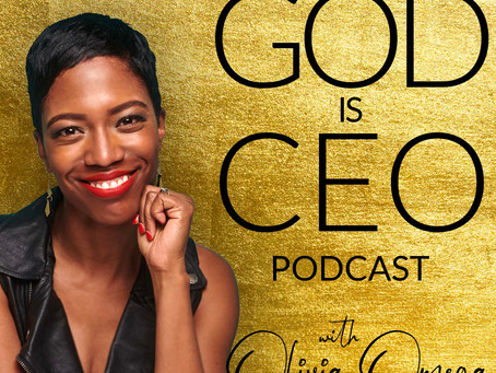 """""""Better Understand Your Unique Calling"""" on GOD is CEO with Olivia Omega on HBCUiRadio"""