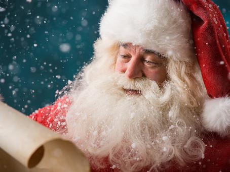 """Итоги конкурса чтецов: """"Расскажи стихотворение Деду Морозу"""""""