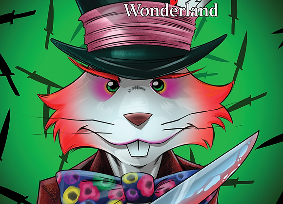 Stabbity Ever After Wonderland Hatter