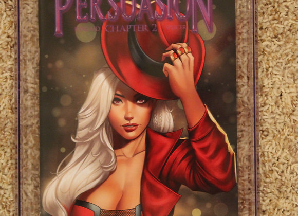 Persuasion 2 Kincaid Tess title cover
