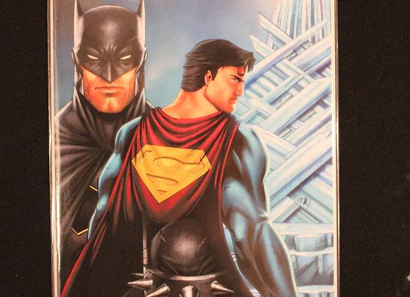 Batman Superman Fortress Virgin