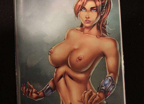 Kincaid Lila Topless