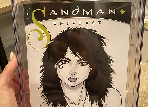 Death Bust sketch cover