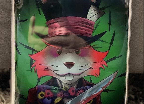 Stabbity Bunny Mad Hatter Virgin