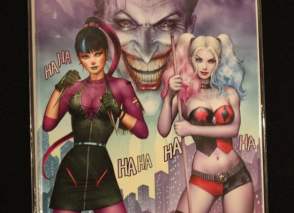 Harley Quinn 75 Cover D Virgin