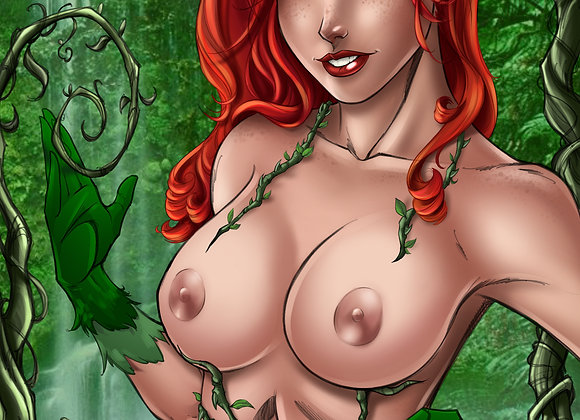 Toxic Rose Topless