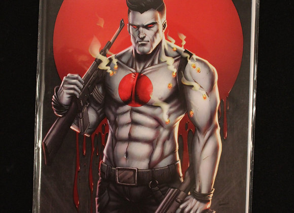 Bloodshot Cover A Title