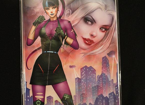 Harley Quinn 75 Cover B Virgin