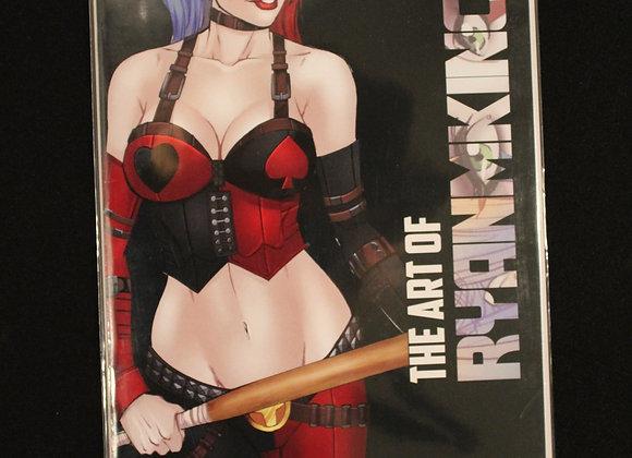 Art Book-Harley Quinn