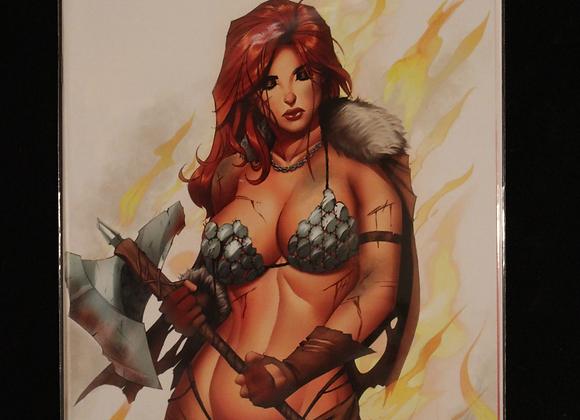 Killing Red Sonja A