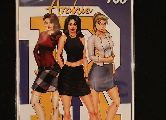 Archie Forever Title