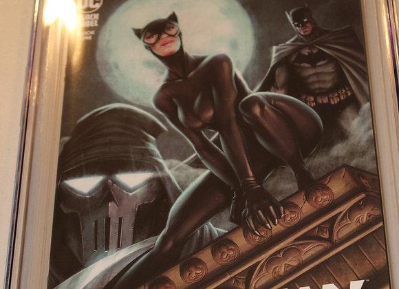 Batman/Catwoman Slab